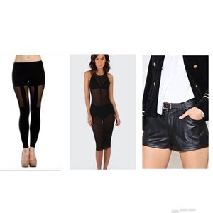 ‼️final no offers‼️3 NEW Nasty Gal items